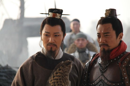 新《水浒》热播 张涵予英雄硬汉李宗翰清冷帅气