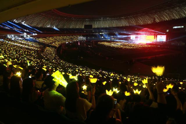 BIGBANG天津粉丝见面会燃爆全场 首站见证超强号召力