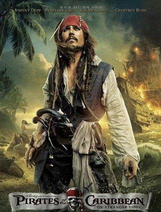 《加勒比海盗4》:印第安纳•琼斯遭遇美人鱼