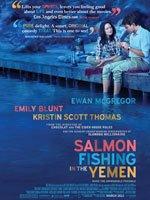 《到也门钓鲑鱼》