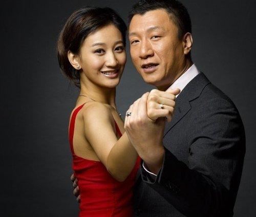 孙红雷广告女主角曾泳醍 触电《婚姻保卫战》