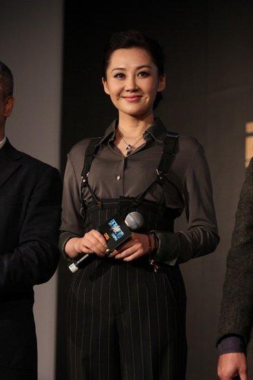 许晴《环形使者》扮中国妻子 凭演技勇闯好莱坞