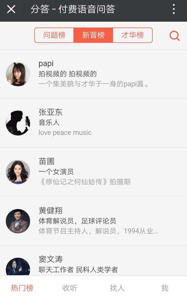 Papi酱私生活首次大曝光 问答平台与网友分享