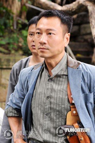第17届上海电视节最佳男演员入围之黎耀祥