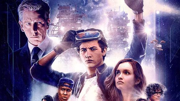 院线热映:斯皮尔伯格最新科幻巨作,带你玩转虚实交织的游戏世界!