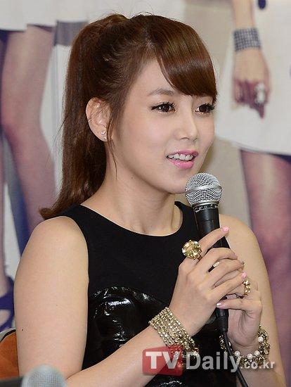 女团T ara素妍遇到交通事故 取消电视剧拍摄图片