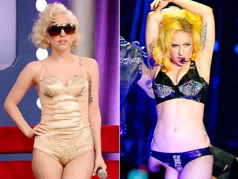 Lady Gaga减肥6度住院 好友曝她竟会做意大利面