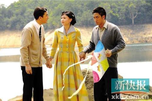 《名媛望族》今晚开播 刘松仁与杨怡上演忘年恋