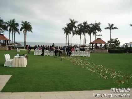 独家:大S与汪小菲婚宴将开始 宾客陆续到场