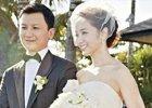 侯佩岑巴厘岛结婚