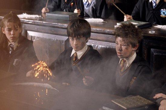 《哈利·波特》魔咒大全