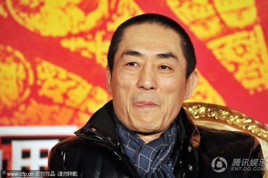 """《金陵十三钗》正式开拍 张艺谋""""潜伏""""南京"""