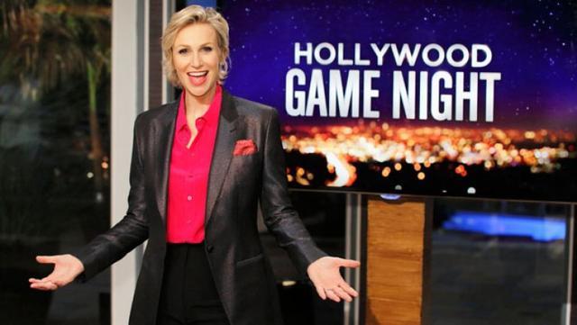 《好莱坞游戏之夜》第三季回归 收视率上涨0.6