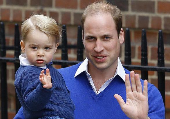 威廉王子聊皇家圣诞计划 透露乔治王子很兴奋