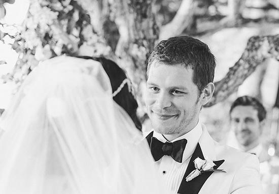 《初代吸血鬼》大K与女友完婚 因《日记》结缘