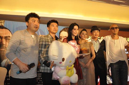 《铜雀台》纪录片首发 赵林山完成不可能任务