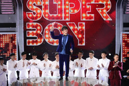 专访华晨宇:走上决赛舞台时就抱着颗夺冠的心