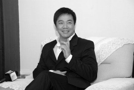 唐季礼拍成都版《非诚勿扰》 陈坤要谈场跨国恋