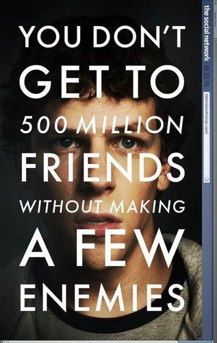 外媒赏片:《社交网络》——时代标杆