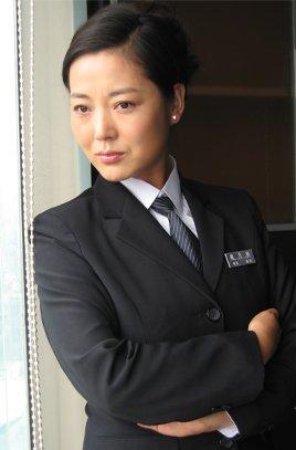 第25届中国电视金鹰节女演员候选人王茜华