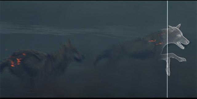 """""""神笔""""绘狼影——见证《狼图腾》视觉特效奇迹的一刻"""