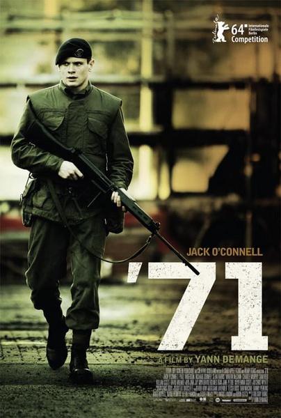 [独家影评]《71》:真实再现爱尔兰内战