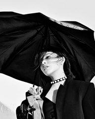 阚清子演绎初春个性时尚风