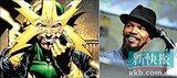 杰米・福克斯将演《超凡蜘蛛侠2》大反派