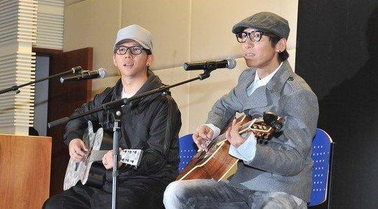 羽泉北京演唱会启动 青春分享会上揭秘看点(图)