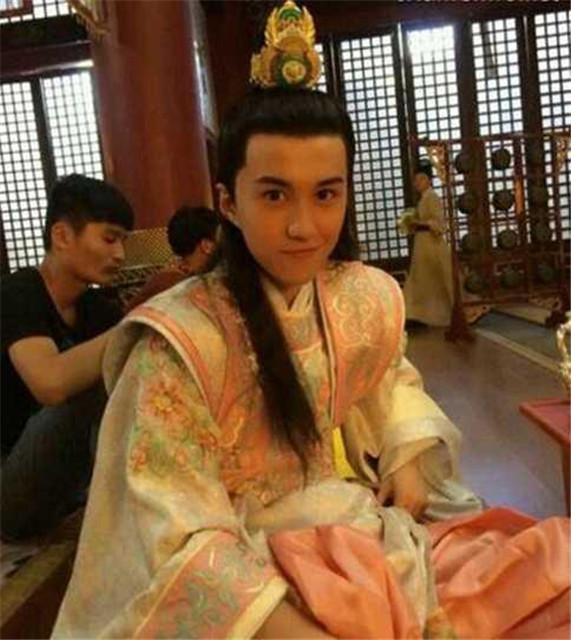 《武媚娘传奇》台湾霸屏 李旦扮演者徐杨受宠