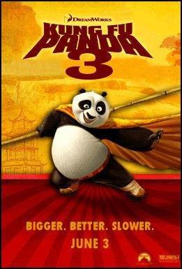 《功夫熊猫3》新丁角色保密 强大阵容悉数回归