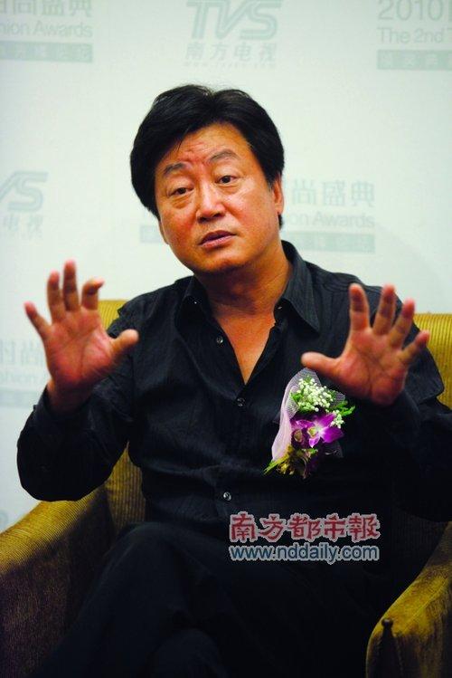 赵宝刚谈《婚姻保卫战》:家庭煮夫是一种期盼