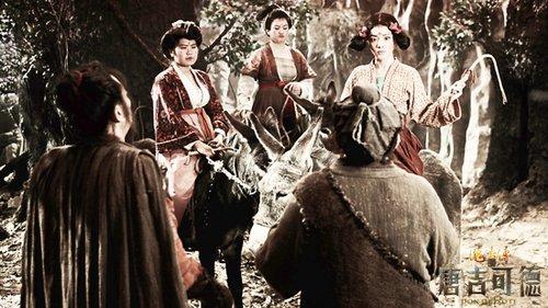 《唐吉可德》10月15日上映 怪异江湖演员频受苦