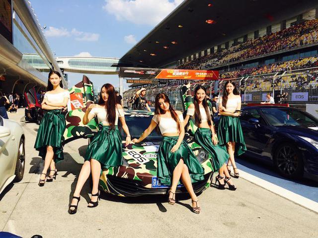 追车动作大片《极速之巅》助力中国极速赛车节