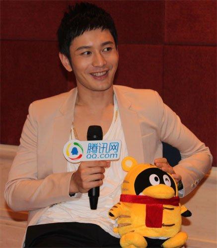 黄晓明预言《叶问2》票房3亿 推荐参观山东馆