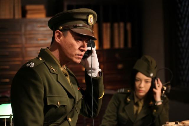 《红箭之生死情报战》上海将播 刘钧再演谍战剧