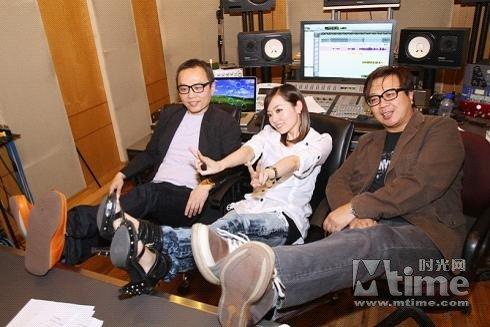 《歌舞青春》发主题曲 林俊杰张靓颖首度对唱