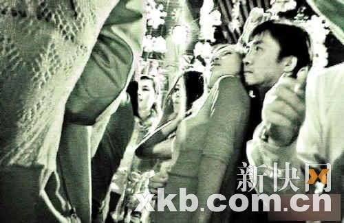 陈国强白手起家做TVB新主人 曾与叶璇等染绯闻