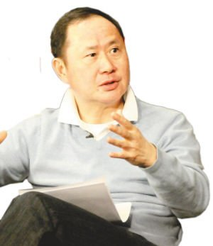 刘镇伟:周星驰不怕死 王家卫闷骚是小老顽童