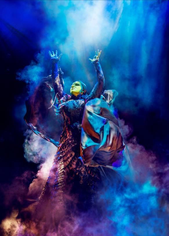 百老汇经典《魔法坏女巫》到沪 十年等待终来华