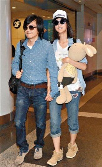 张歆艺否认破坏杨树鹏婚姻:与他前妻也是好友