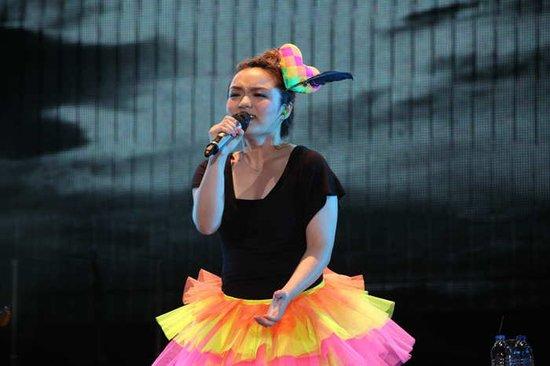 徐佳莹开唱受好评 与刘若英首次合作唱《心动》
