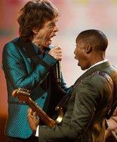 滚石主唱向灵魂歌王致敬