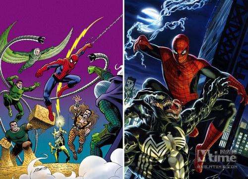 蜘蛛侠版图扩张
