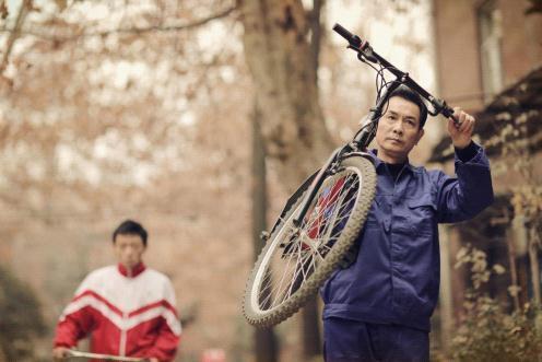 父亲的老相片-微电影 不老的爸爸 首发 唤起老武汉回忆图片