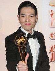 萧敬腾获最佳国语男歌手奖