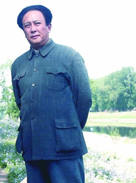 电视版《建国大业》北京开机 张国立再扮蒋介石