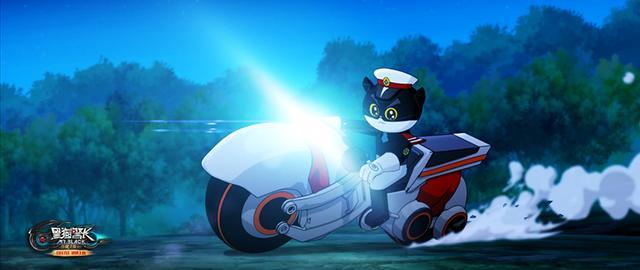 《黑猫警长》延续正能量 搞笑配角狂吸粉