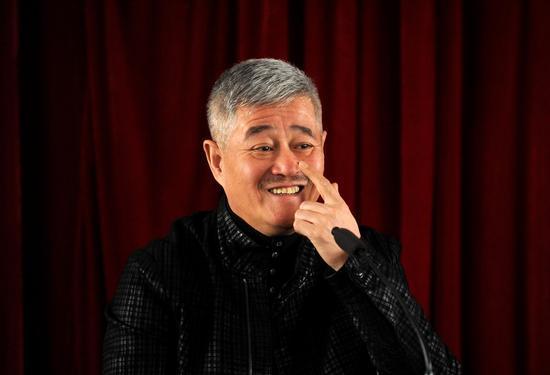 赵本山重返大银幕 正拍摄高群书电影《过年好》