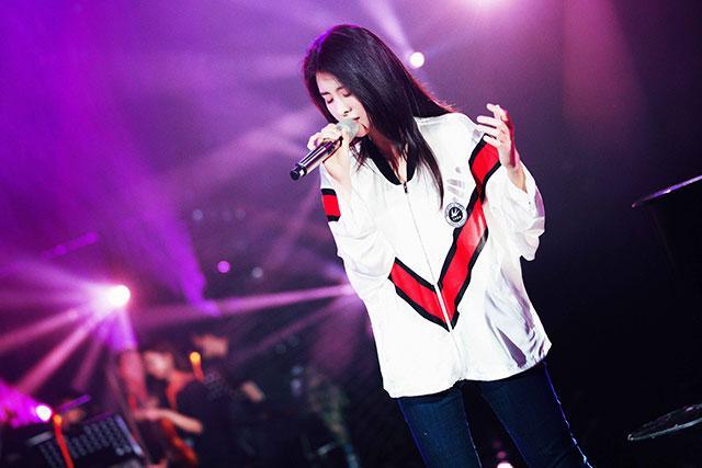 张碧晨歌手返场零压力 《胡桃夹子》释放自我